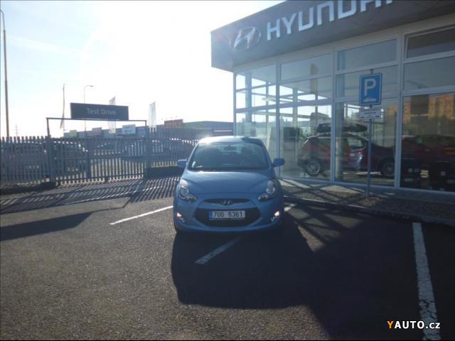 Prodám Hyundai ix20 1,4i SERVISKA, MÁLO KM