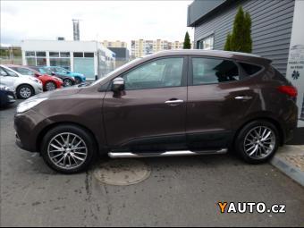 Prodám Hyundai ix35 2,0 4X4 AUTOMAT, LPG