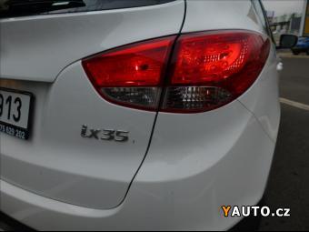 Prodám Hyundai ix35 1,6 SERVISKA, LPG