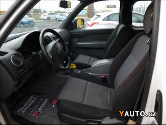 Prodám Ford Ranger 2,5 TDCI 4X4, SERVISKA