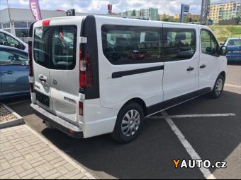 Prodám Opel Vivaro 1,6 + tažné 8 míst 8 míst CO