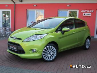 Prodám Ford Fiesta 1.25i TITANIUM S DIGI KLIMA