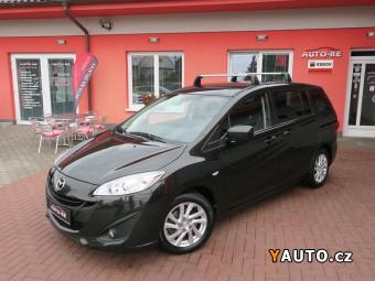 Prodám Mazda 5 2.0i DISI DIGI KLIMA TEMPOMAT