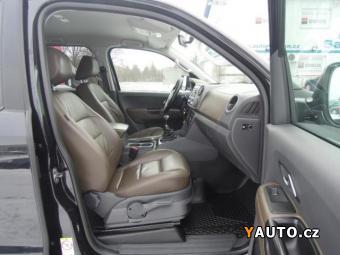 Prodám Volkswagen Amarok 2.0 Bi-TDi *HIGHLINE*4 MOTION*