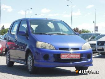 Prodám Daihatsu YRV 1.3i 4x4 *KLIMATIZACE*ABS*