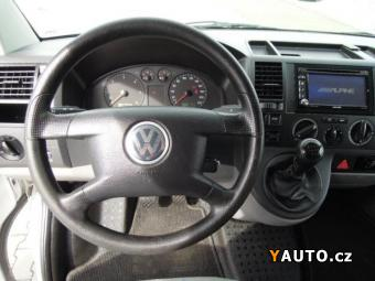 Prodám Volkswagen Multivan 2.5 TDi *ORIGINÁL OBYTNÝ*NAVI*