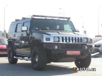 Prodám Hummer H2 6.0i*LPG*DVD*