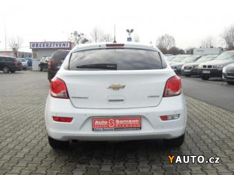 Prodám Chevrolet Cruze 2.0 VCDi *AUTOKLIMA*ESP*