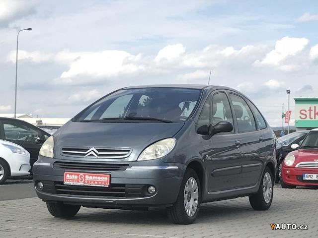 Prodám Citroën Xsara Picasso 1.6 HDi *AUTOKLIMATIZACE*ESP*