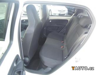 Prodám Seat Mii 1.0i CNG *KLIMATIZACE*ASR*