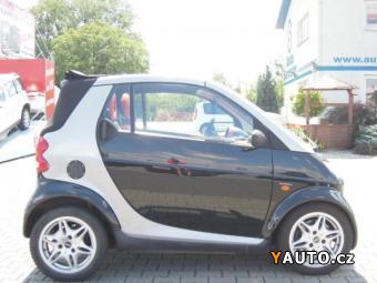 Prodám Smart Fortwo 0.6i *AUTOMAT*KLIMA*CABRIO*