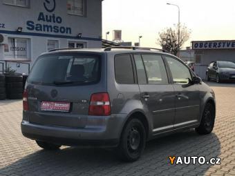 Prodám Volkswagen Touran 1.9 TDi *AUTOKLIMA*DSG*ESP*