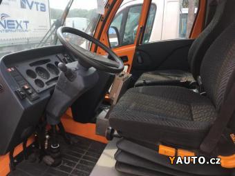 Prodám Multicar M 30 2.8TDi plny komunal, nosič