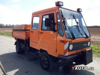 Prodám Multicar M 26 M26 4x4 plny komunal 5 míst