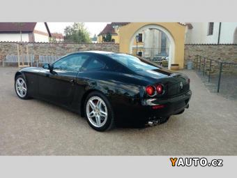 Prodám Ferrari 612 Scaglietti F1 skladem