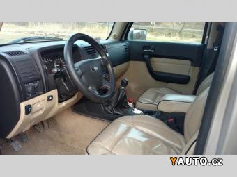 Prodám Hummer H3 3.5i 4x4 LPG, manual