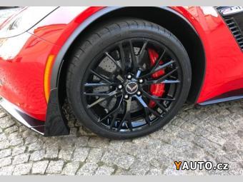 Prodám Chevrolet Corvette Z06 660PS, manual