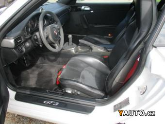 Prodám Porsche 911 GT3 Package Chrono+