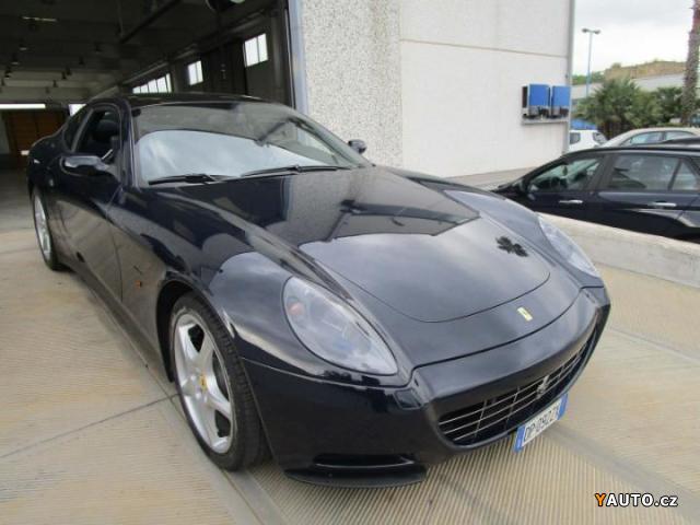 Prodám Ferrari 612 SCAGLIETTI F1 orig 6000km