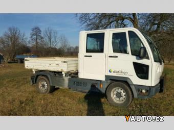 Prodám Multicar M 30 2.8TD 4x4, 5 mist, do 3.5t B
