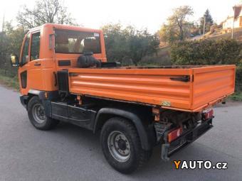 Prodám Multicar M 30 2.8 4x4 komunal, off-road kola