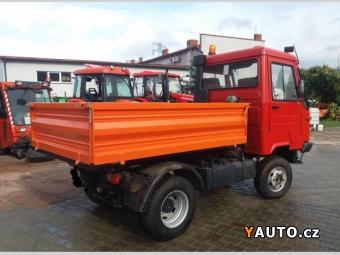 Prodám Multicar M 26 1.9d 4x4 komunal