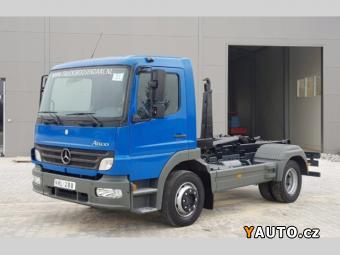 Prodám Mercedes-Benz Atego 12.180 7t nostnost
