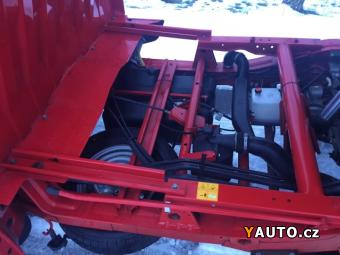Prodám Multicar Piaggio diesel 1800km, NOVE