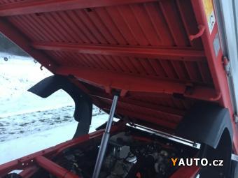 Prodám Multicar Piaggio diesel 1800km