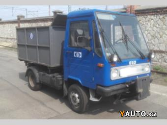 Prodám Multicar M 26 2.8tdi 4x4 komunalni
