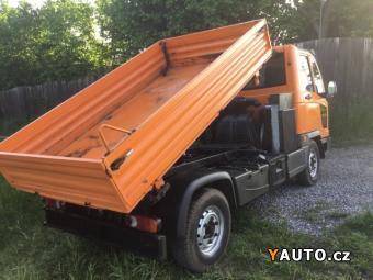 Prodám Multicar M 26 3.0TDi 4x4 komunal. Do 3.5t B