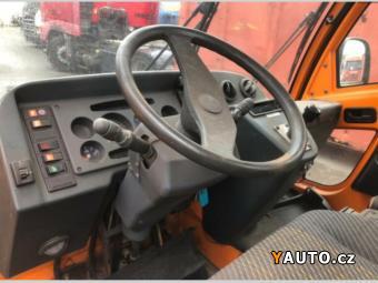 Prodám Multicar M 30 2.8tdi 4x4 plny komunal