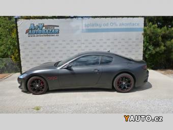 Prodám Maserati Granturismo 4.2i, 298 kW