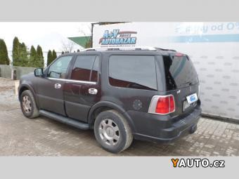 Prodám Lincoln Navigator 5.4L V8, TAŽNÉ, LPG, 8 MÍST