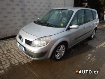 Prodám Renault Grand Scénic 1.9 dCi, DIGIKLIMA, 7 MÍST