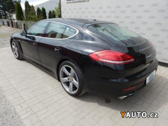 Prodám Porsche Panamera 4S, 3.0i, 1800 KM