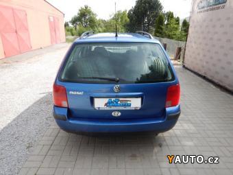 Prodám Volkswagen Passat VARIANT 1.6i, DIGIKLIMA