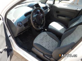Prodám Chevrolet Spark 0.8i, ČR