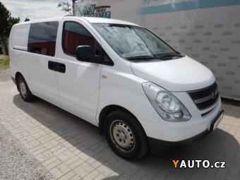 Prodám Hyundai H 1 2.5 CRDi 16V, ČR, 6 MÍST
