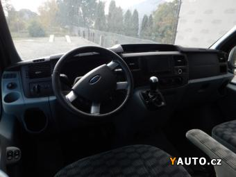 Prodám Ford Transit TOURNEO 2.2 TDCi, VADNÝ MOTOR