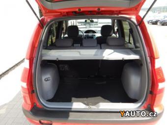 Prodám Hyundai Matrix 1.5 CRDi, ČTYŘVÁLEC, KLIMA