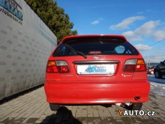 Prodám Nissan Almera 1.6i, EKO ZAPLACENO, zachovalý