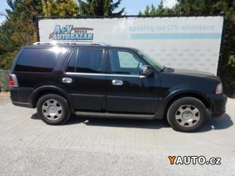 Prodám Lincoln Navigator 5.4L V8, LPG