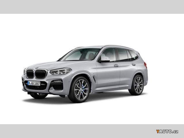Prodám BMW X3 xDrive30d