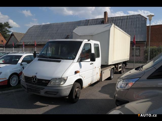 Prodám Mercedes-Benz Sprinter 416CDI + chlaďák