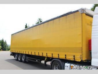 Prodám Kögel SN 24 CODE XL EN 12642