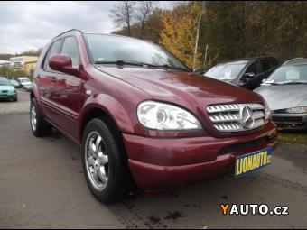 Prodám Mercedes-Benz Třídy M 430i ML