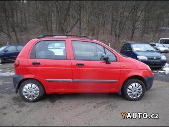 Prodám Daewoo Matiz 0.8 SE