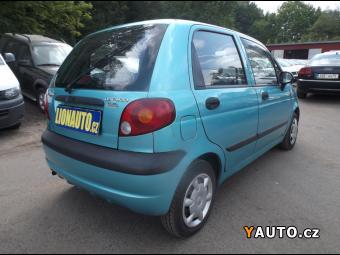 Prodám Chevrolet Matiz 1.0 SE KLIMA