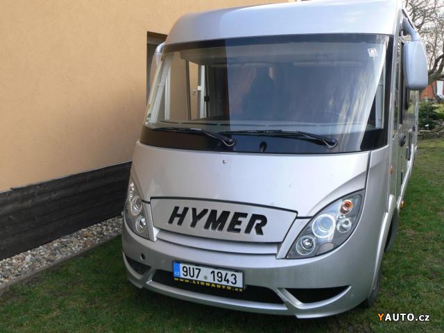 Prodám Hymer EXSIS EX 522